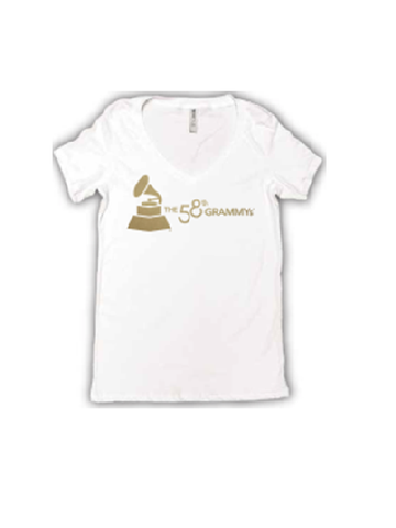 GRAMMYs Youth Girls Campaign Logo T-Shirt