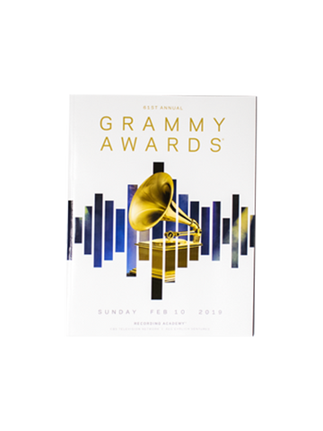 61ST GRAMMYs Official Program