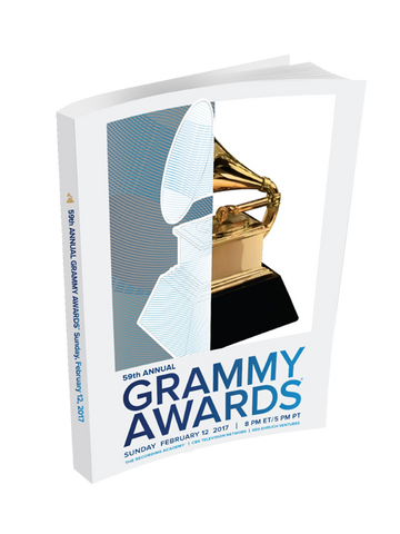 59th GRAMMY Awards Official Program Book