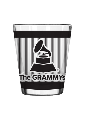 59th GRAMMYs Shot Glass