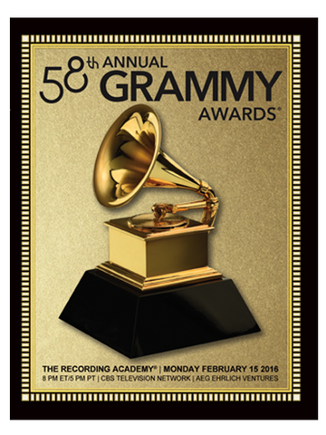58th GRAMMY Awards Program
