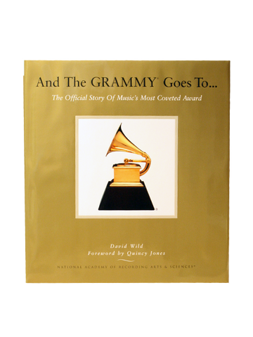 GRAMMY Store And The GRAMMY Goes To Book