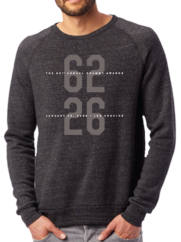 62nd GRAMMYs Men's Date Crewneck