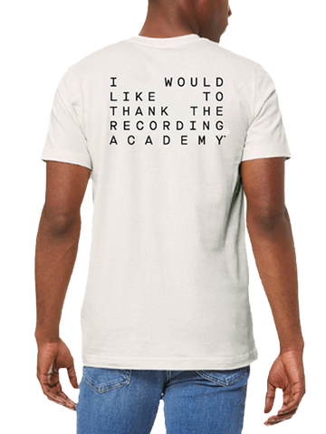 62nd GRAMMYs Thank You Short Sleeve T-Shirt