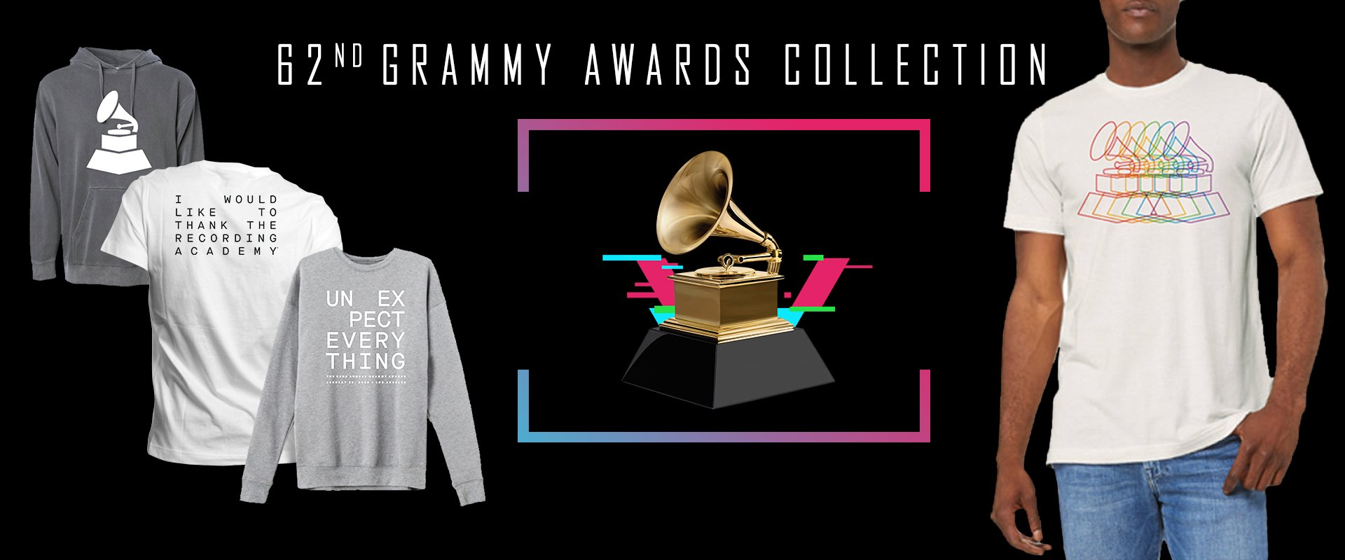 Official online store of the GRAMMY Awards