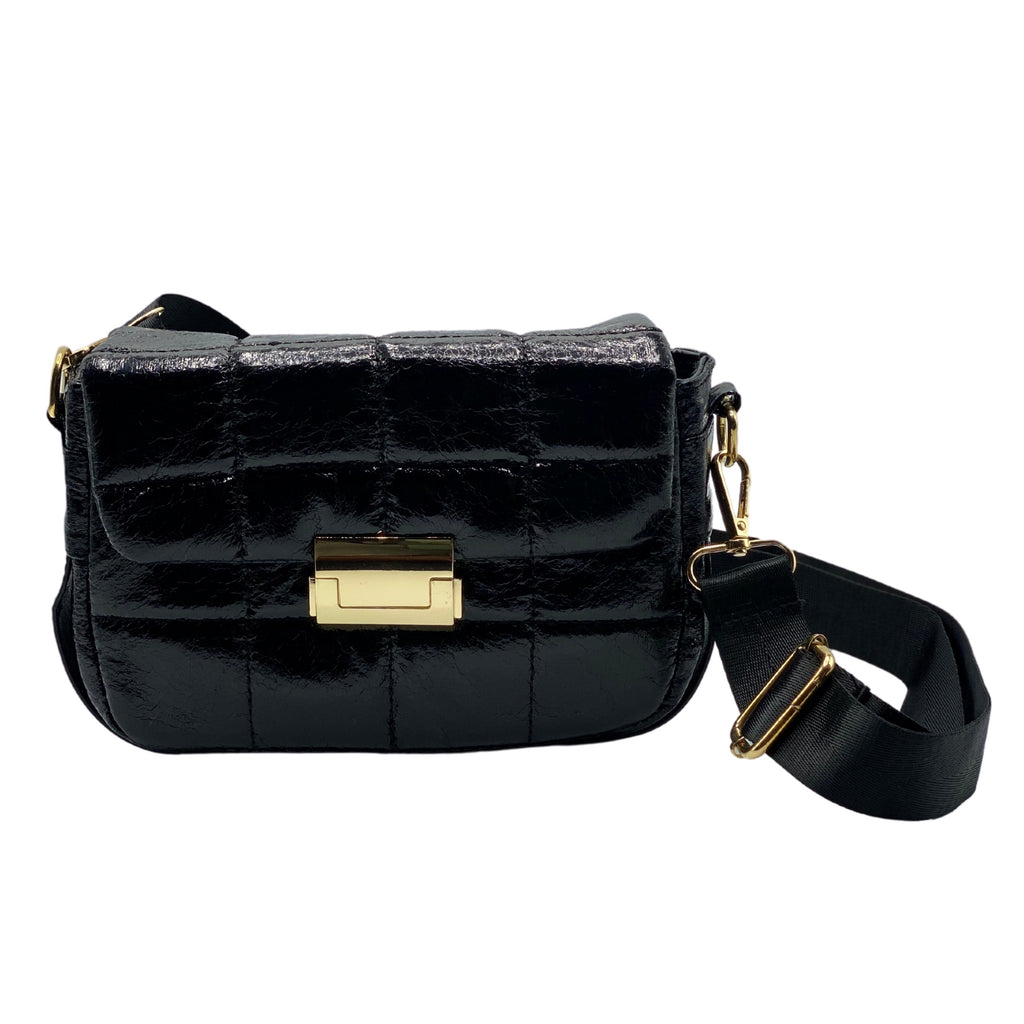 THE KESSIE BAG - BLACK