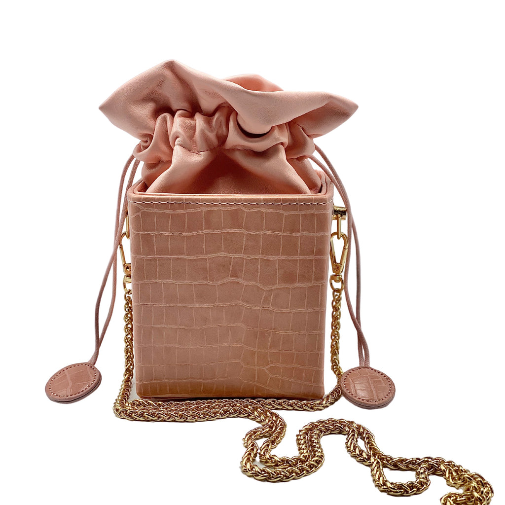 THE LOUELLA BAG - PINK