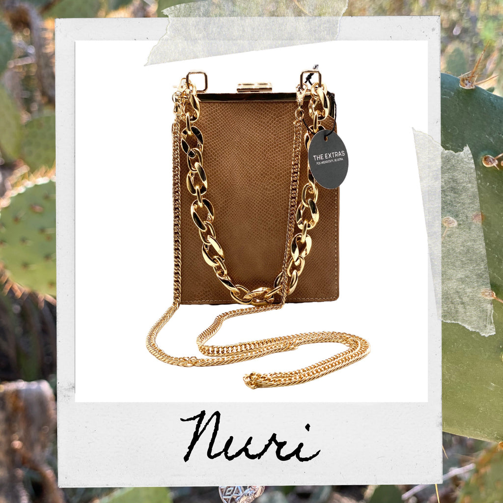 THE NURI BAG - MOCHA