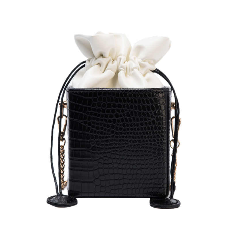 THE LOUELLA BAG - BLACK