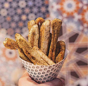 Zaatar Pita Fries
