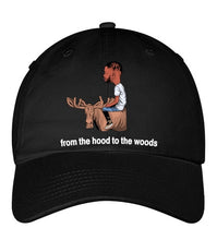 Load image into Gallery viewer, From The Hood To The Woods ( adjustable hats)