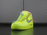 "Load image into Gallery viewer, Nike Air Force 1 Low ""Off-White Volt"""