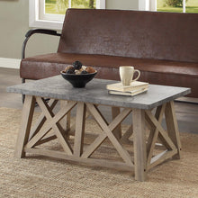 Load image into Gallery viewer, Better Homes & Gardens Granary Modern Farmhouse Coffee Table, Multiple Finishes