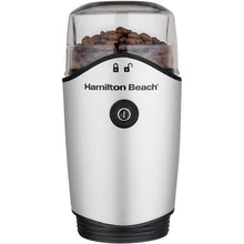 Load image into Gallery viewer, Hamilton Beach Coffee Grinder With Stainless Steel Blades| Model# 80350R