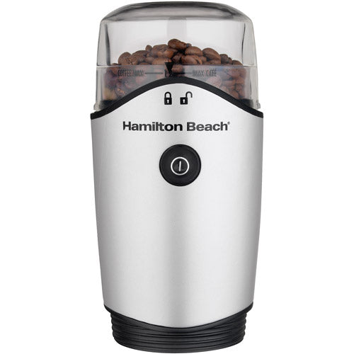Hamilton Beach Coffee Grinder With Stainless Steel Blades| Model# 80350R