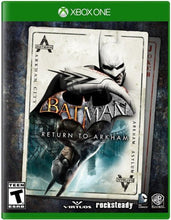 Load image into Gallery viewer, Batman Return to Arkham (Xbox One) Warner Bros., 883929543076