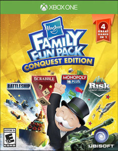 Hasbro Family Fun Pack: Conquest edition, Ubisoft, Xbox One, 887256024611