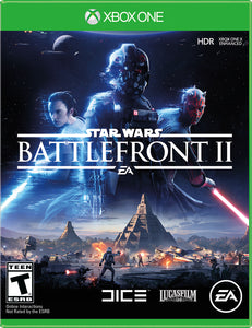 Star Wars Battlefront 2, Electronic Arts, Xbox One, 014633735321