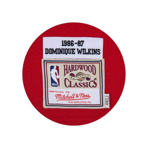 Dominique Wilkins 1986-87 Authentic Jersey Atlanta Hawks