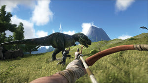 ARK Survival Evolved, Studio Wildcard, PlayStation 4, 884095178178