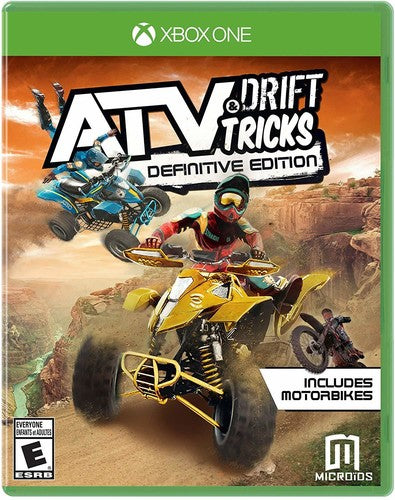 ATV Drift & Tricks Definitive Edition, Maximum Games, Xbox One
