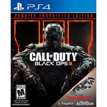 Load image into Gallery viewer, Call of Duty: Black Ops 3 Zombie Chronicles Edition, Activision, PlayStation 4, 047875881181