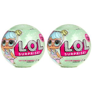 2 Pack - L.O.L. Surprise! Big Sisters Series 2 Very Rare - LOL Surprise Dolls