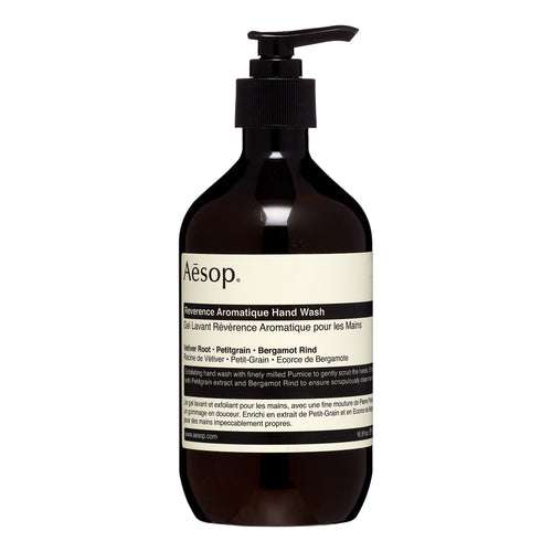 ($39 Value) Aesop Reverence Aromatique Hand Soap, 16.9 Oz