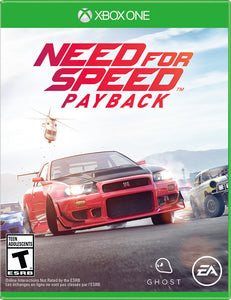 Need for Speed Payback, Electronic Arts, Xbox One, 014633370058