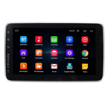 Load image into Gallery viewer, 9 Inch 10.1 Inch 1 DIN for Android Car Stereo Audio Adjustable Screen MP5 Player 4 Core 1+16G/2+32G WIFI GPS FM
