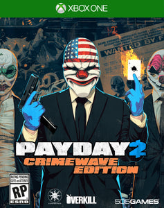Payday 2: Crimewave, 505 Games, Xbox One, 812872018515