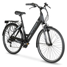Load image into Gallery viewer, Hyper E-Ride Electric Bike, 36 Volt Battery, 700C Wheels, Black