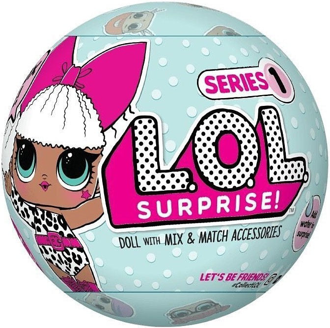 LOL Surprise Series 1 Dolls (2nd EDITION) Mystery Pack