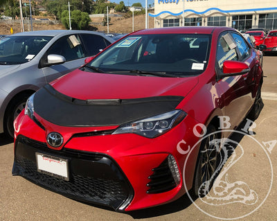 Hood Bra For Toyota Corolla 2014-2019