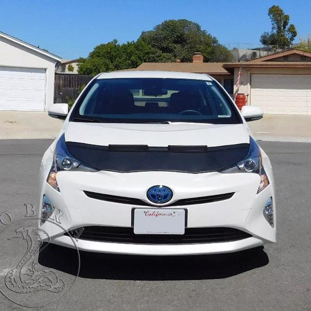 Hood Bra For Toyota Prius Touring Hatchback 2016-2018