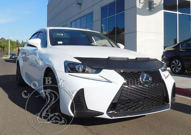 Hood Bra For Lexus IS 2017-2020