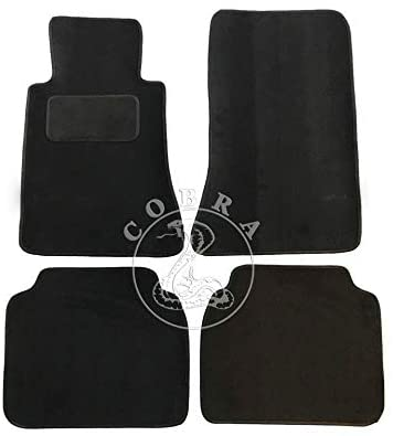 Floor Mats For Mercedes E Class W124 1988-1995