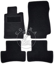 Floor Mats For Mercedes CLK W208 1997-2001