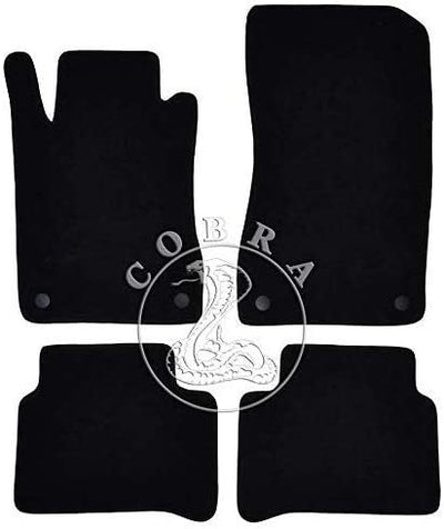 Floor Mats For Mercedes E Class W212 2010-2013