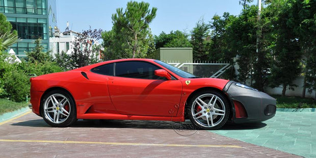 Full Mask Bra For Ferrari F430 2005-2009