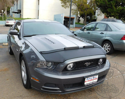 Hood Bra For Ford Mustang 2013-2014
