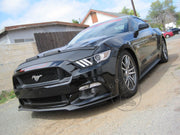 Hood Bra For Ford Mustang 2015-2017