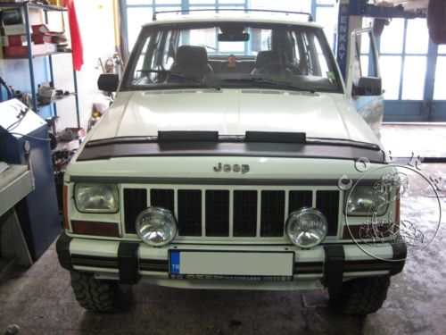 Hood Bra For Jeep Cherokee XJ 1984-2001