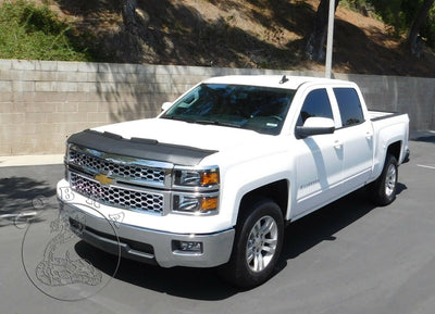 Hood Bra For Chevrolet Silverado 2014-2015
