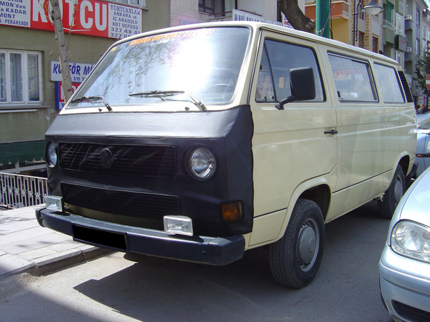 Full Mask Bra For Volkswagen Vanagon / Transporter T3
