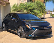 Hood Bra For Toyota Corolla Hatchback 2020