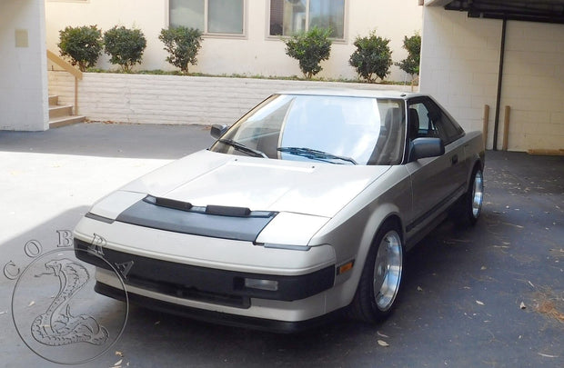 Hood Bra For Toyota MR2 1984-1989