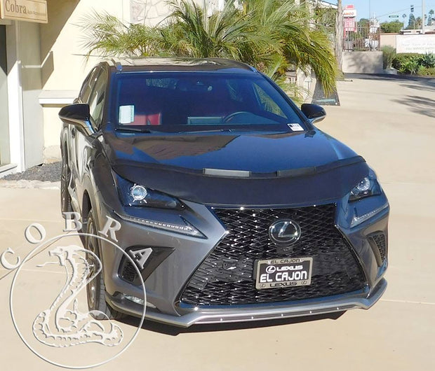 Hood Bra For Lexus NX 2015-2019
