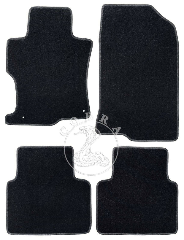 Floor Mats For Honda Accord Sedan 2008-2012
