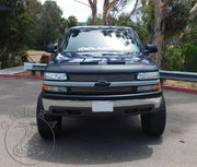 Hood Bra For Chevrolet Silverado 1999-2002
